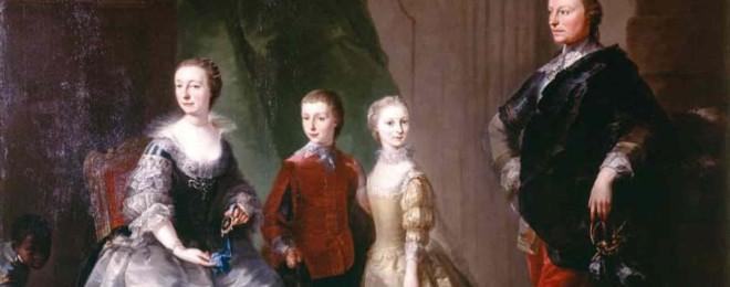 The Lothian family