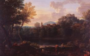 Landscape by John Wootton